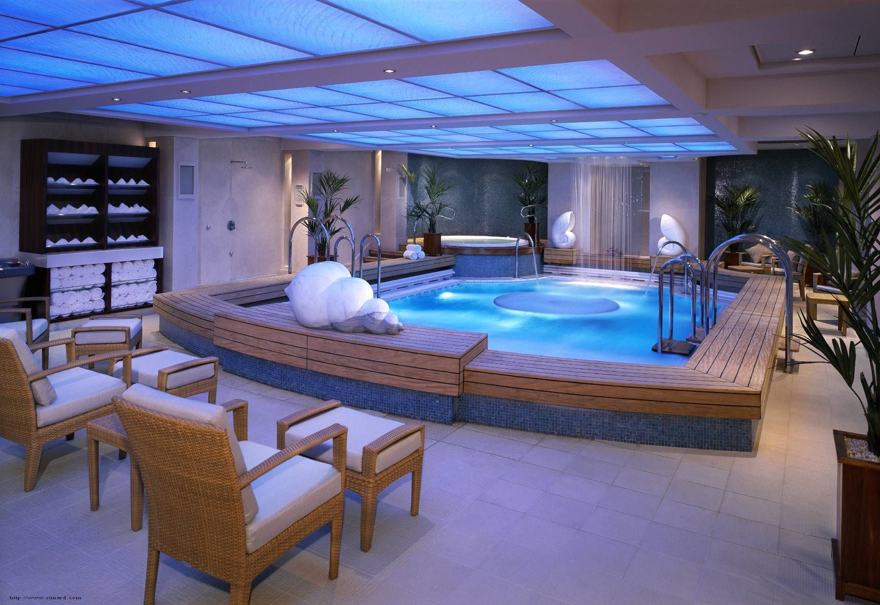 Take Me To The Canyon Ranch Spa Qm2 En Route To Ny Luxury Spa Resort Canyon Ranch Spa Best Cruise Ships