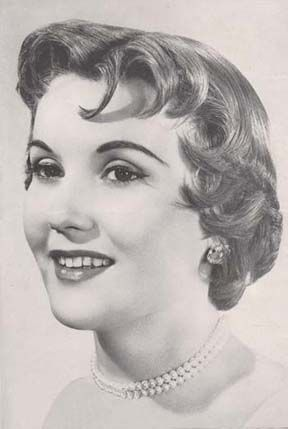 Hair Styles Of The Last 100 Years 1950s Fashion Hair Hair