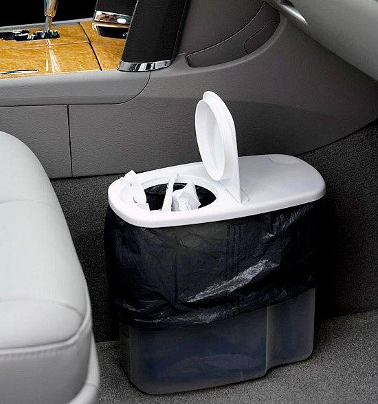 Best 25+ Car Trash Cans Ideas On Pinterest