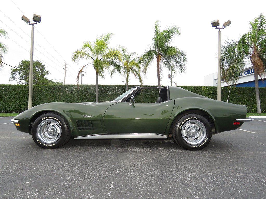 Corvette 1970 chevrolet corvette stingray : Cool Awesome 1970 Chevrolet Corvette Sting Ray 1970 Corvette ...