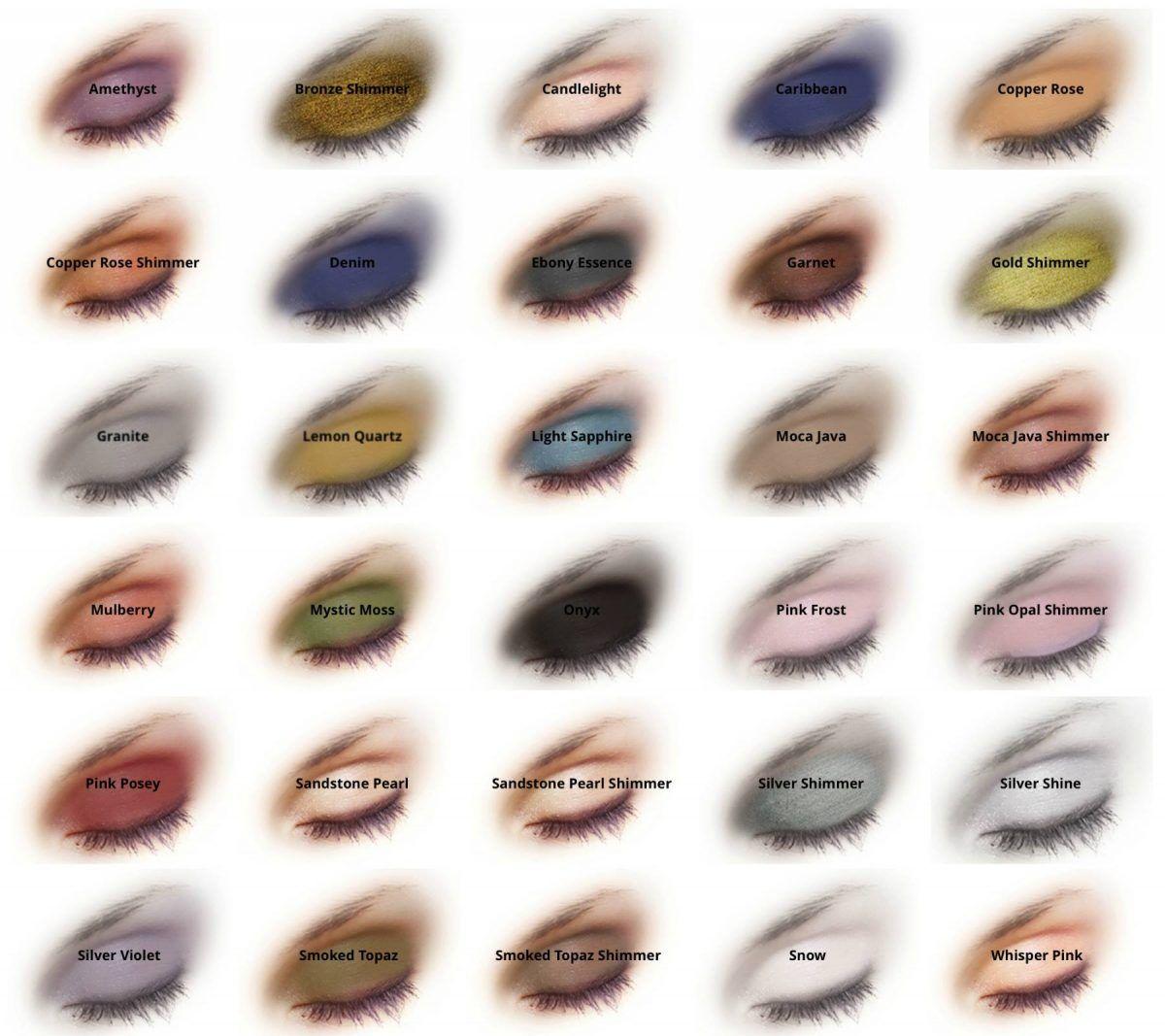 Shadowsense by senegence makers of lipsense color chart these shadowsense by senegence makers of lipsense color chart these water proof nvjuhfo Choice Image