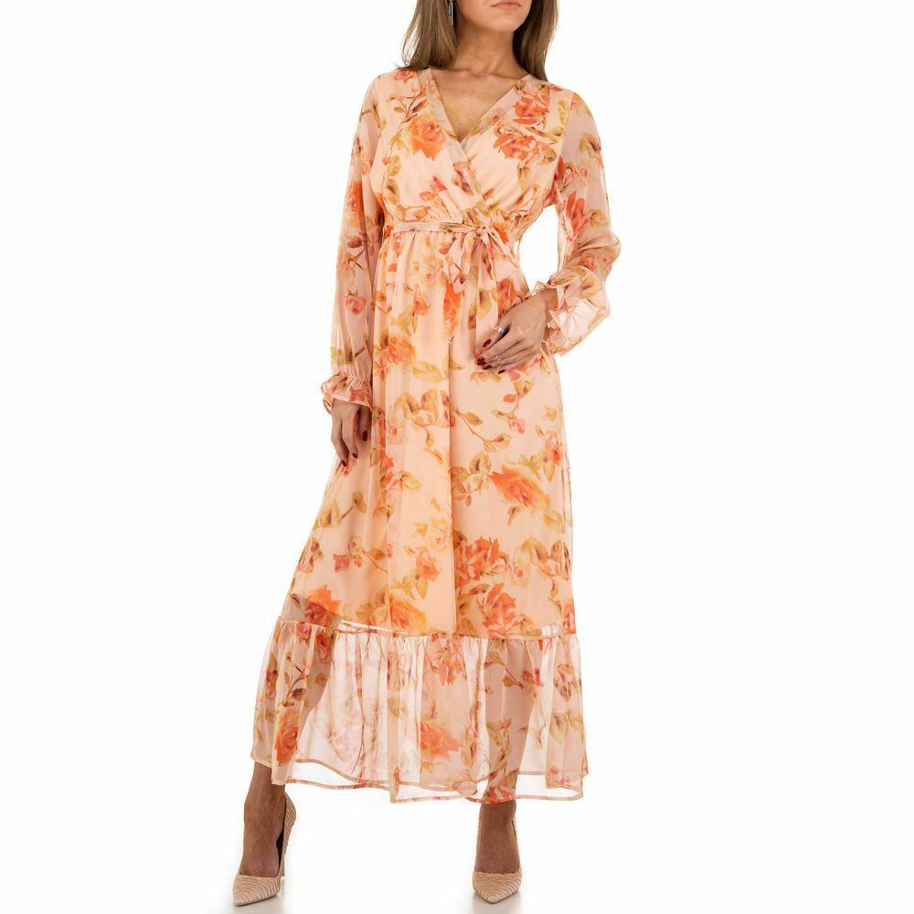 Pin auf Orange Kleid