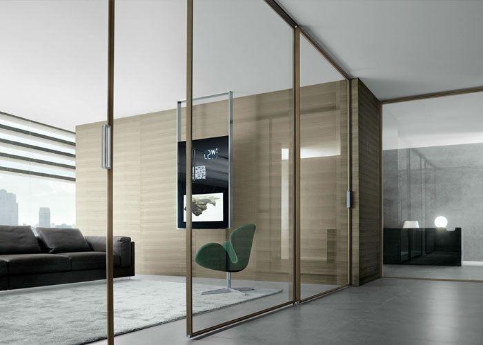 Interior Office Sliding Glass Doors rimadesio velaria sliding glass doors bath, swindon, winchester
