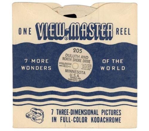 View-Master Reel
