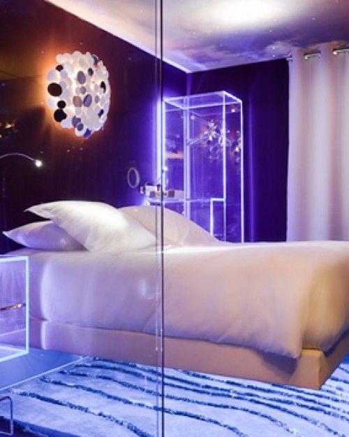 Seven Hotel Paris (Paris, France) - #Jetsetter