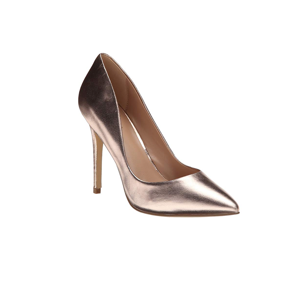 Charles By Charles David Pact Pump In Rose Gold Pumps Pointy Toe Pumps Women Shoes