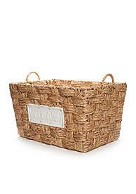 Elements Live Love Laugh Basket