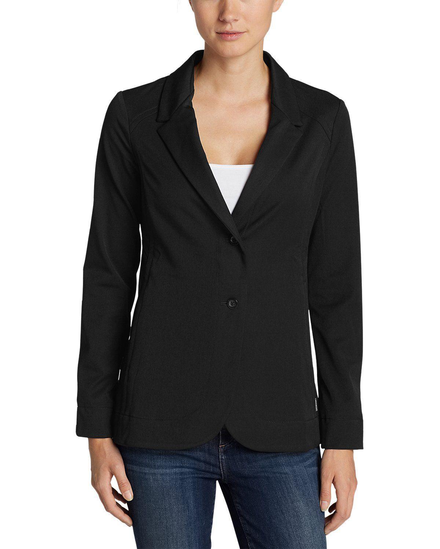 women's travel blazer 2020 - abend kleid schwarz