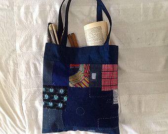 Boro Tote Bag