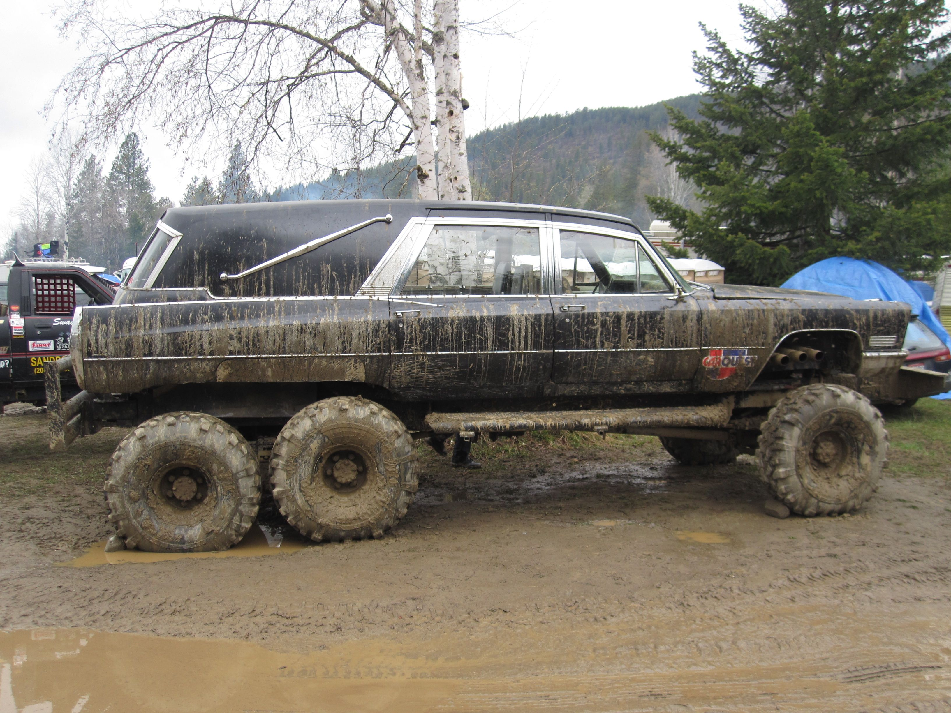 Mud Bogging. And You Wanna Do What?? - My Life at Speed