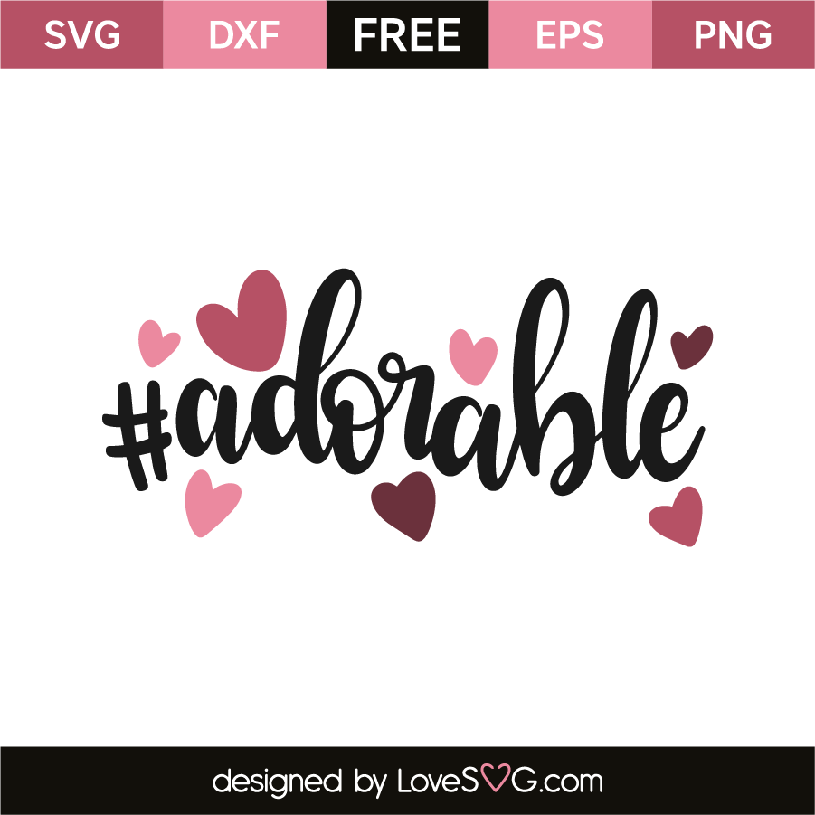 Adorable Valentine Svg Files Valentines Svg Free Svg