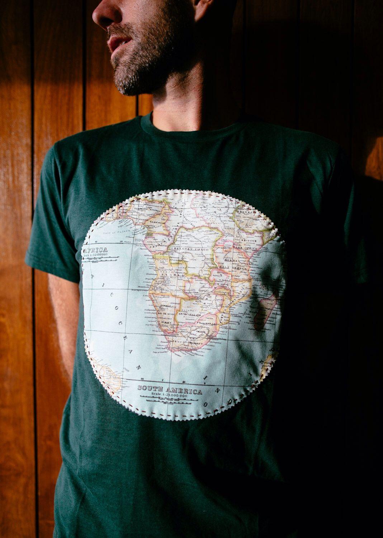 Camiseta mapas para chicos a55743ab9eb