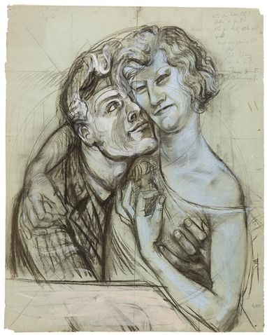 1891 1969 1929 30 Nasturtium By Otto Dix Artist German Art Art