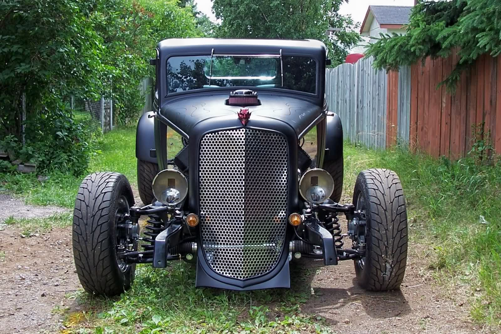 looking for front bumper/bumperette ideas - Hot Rod Forum ...