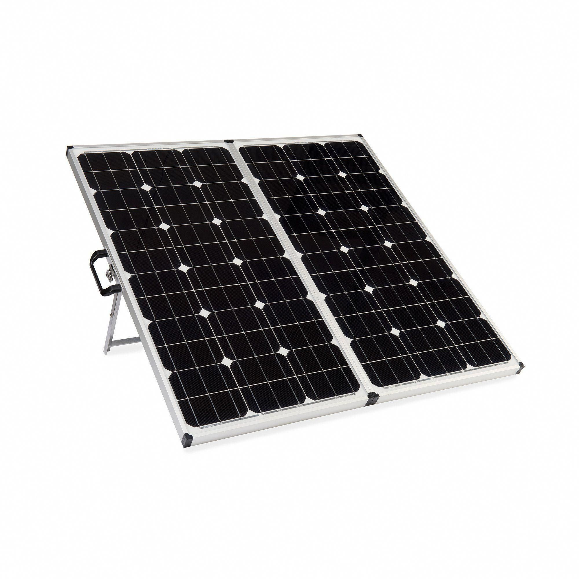 Please Allow 2 4 Weeks For Shipment The Most Popular Large Sized Universal Portable Solar Kit Will Generate 1 In 2020 Solar Panels Best Solar Panels Solar Energy Diy