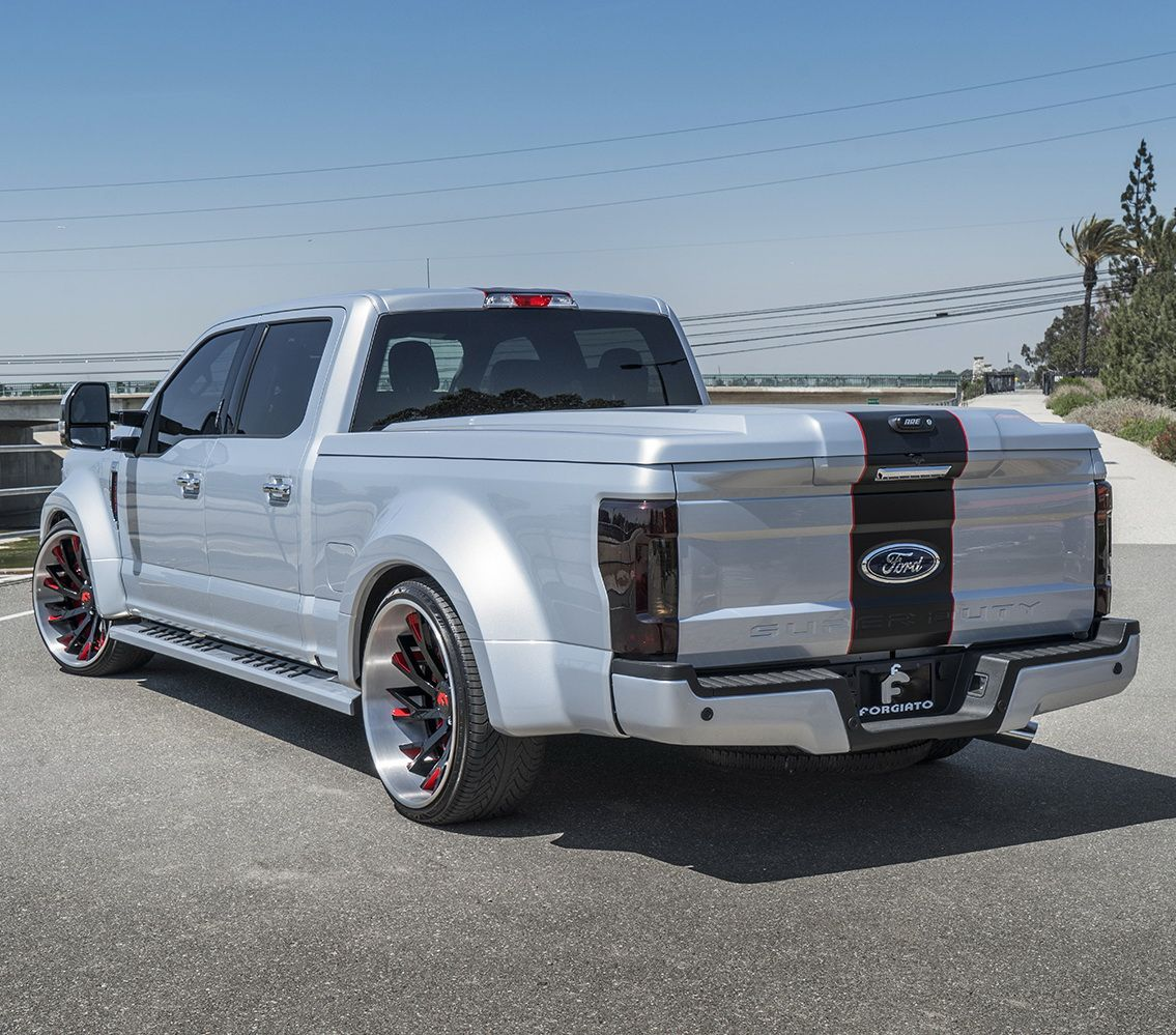 Ford F 250 Super Duty 4x2 Xlt Crew Cab Widebody Design By Ts Designs