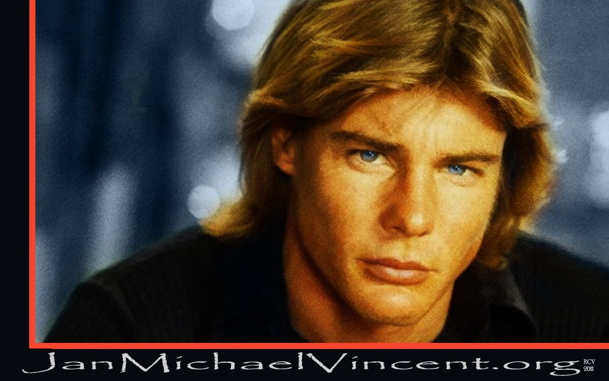 jan-michael vincent | Jan-Michael Vincent Photos : Due to their extremely good looks, Jan ...