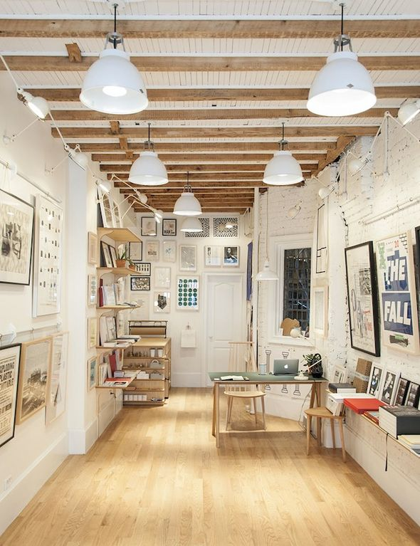 McNally Jackson Picture Room - Goods for the Study - Best NYC Bookstores
