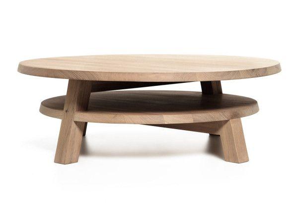 Salontafel Smoked Oak.Gerard De Hoop Designed Tables For Odesi Table Furniture