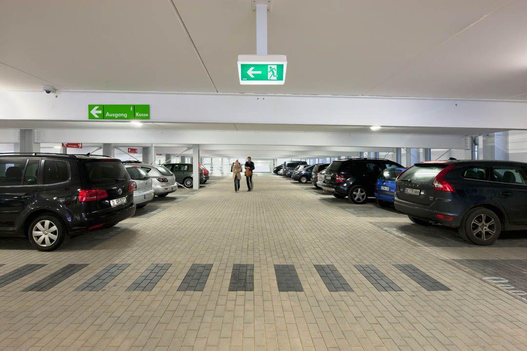 Parkplätze In Kiel
