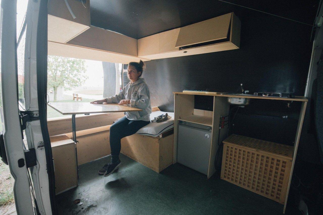 Was kostet der Ausbau eines Campervans (met afbeeldingen