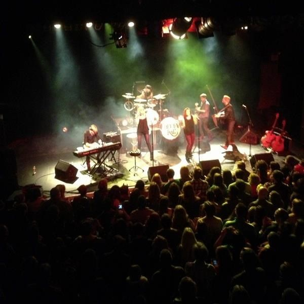 Delta Rae Live At TLA Philly! #Philadelphia #Rock (With