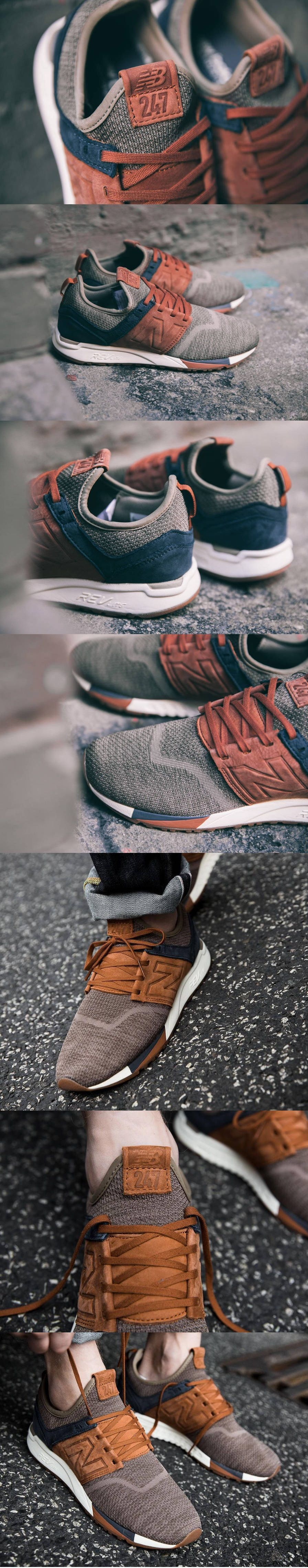 NewBalance 247 LB 'Brown https://www.size.co.uk/product/brown-new ...
