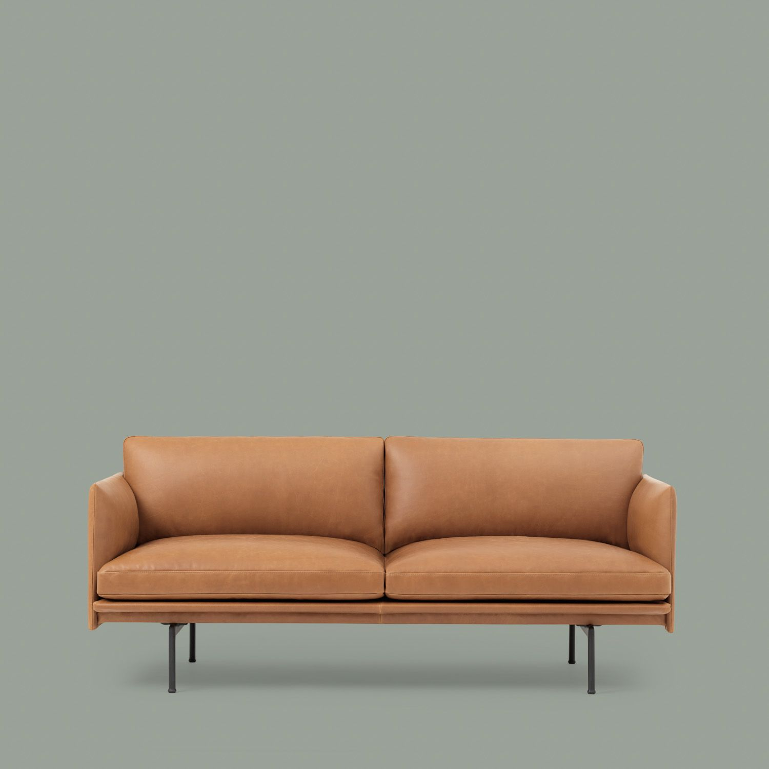 Scandinavian Interior Inspiration From Muuto The Outline Series Adds New Perspectives To The Classic Scandina In 2020 Scandinavian Sofa Design Muuto Sofa Sofa Styling
