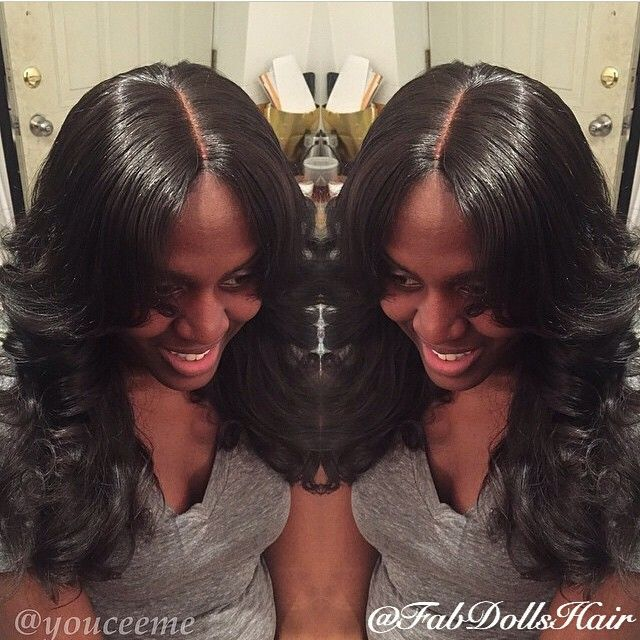 By Youceeme Flawless Hair And Silkclosure From Fabdollshair