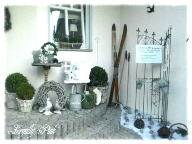 Photo of husinngang dekorasjon