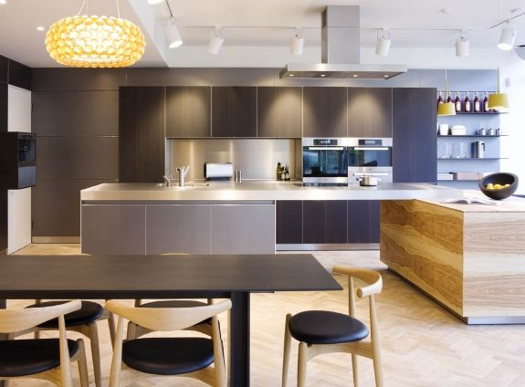 Kitchen Architecture S Bulthaup Showroom In Putney Kitchen Design Modern Kitchen Design Modern Kitchen