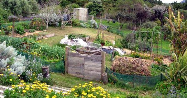 Pdf Guide Du Permaculteur Debutant Jardin Permaculture Jardin