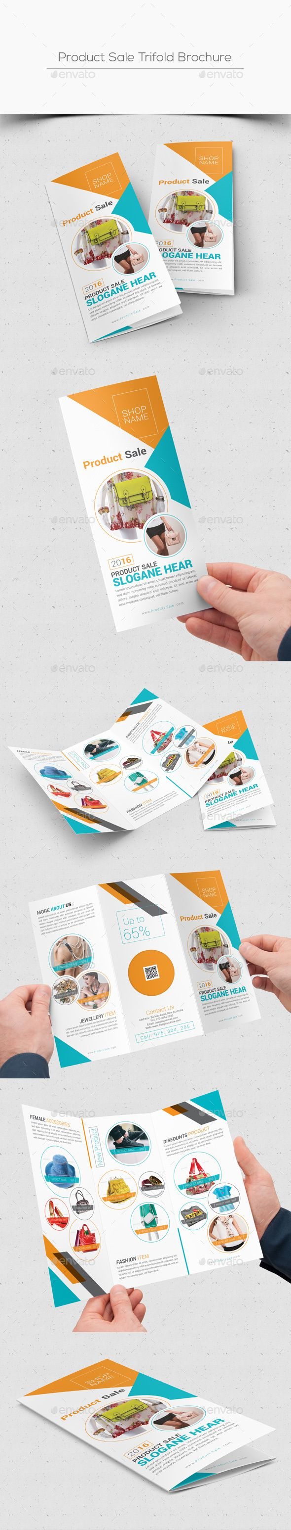 Product Sale Trifold Brochure Brochures Psd Templates And Template - 85x11 tri fold brochure template