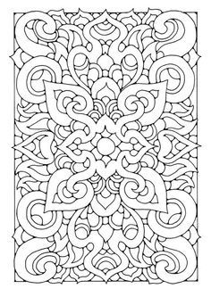embroidery madalas on pinterest mandala coloring pages mandalas an - Awesome Coloring Books