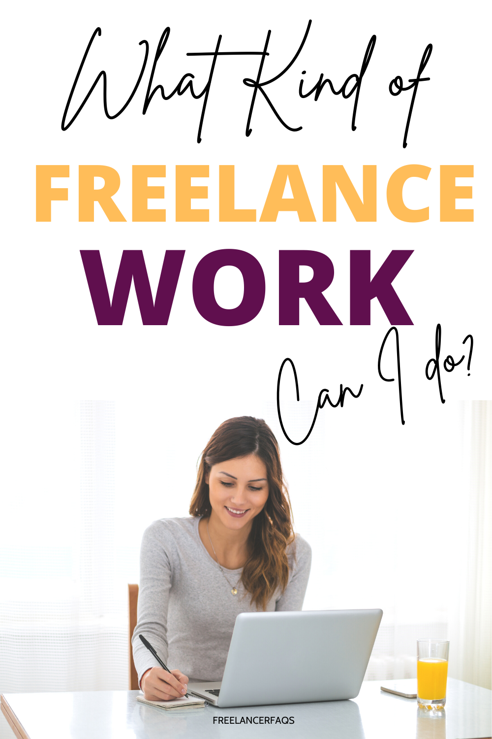 What Kind Of Freelance Work Can I Do Freelancer Faqs Freelance Writing Jobs Freelance Work Writing Jobs