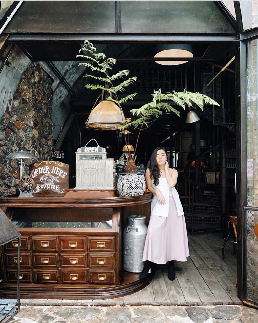 Pompano Roasted Cafe, Bangkok at The Camp Vintage Flea Market ...