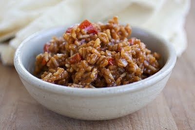 Lots of great easy recipes at this site.  Vegetarian and non.