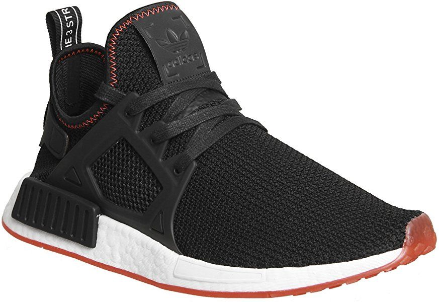 1e9e1f3e2fcc4 adidas Men's NMD_Xr1 Fitness Shoes, Black (Negbas/Negbas/Rojsol ...