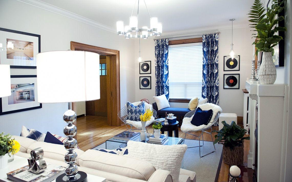 Buying & Selling | BUDGET BLINDS | Krystal & Cam Living Room Reveal ...