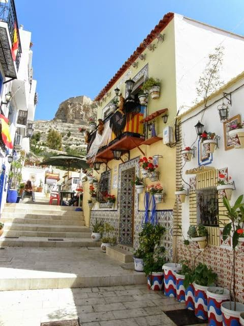 The Barrio Santa Cruz Spain Santa Cruz European Vacation Spain
