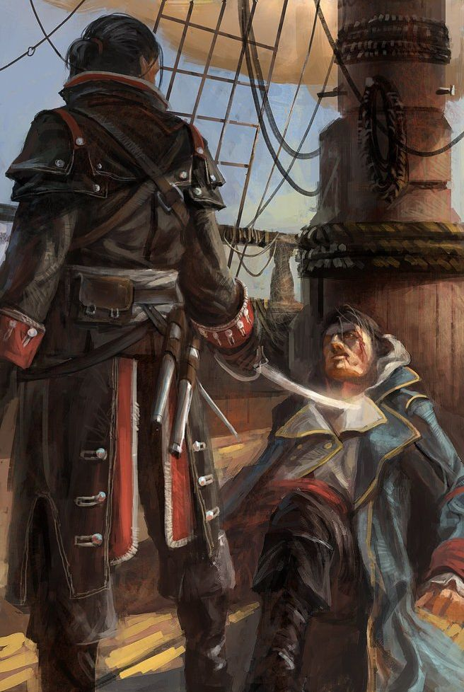 Tan Guang Yu | Assassins creed rogue, Assassin's creed i