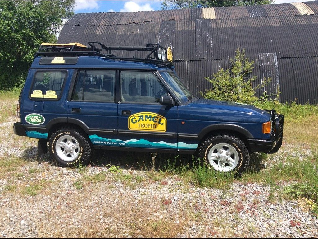 1996 Land Rover Discovery For Sale Lro Com Uk Land Rover
