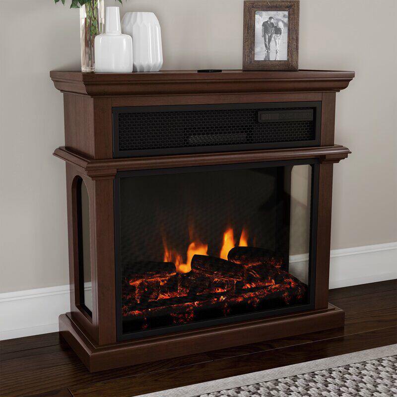 Waguespack Electric Fireplace Fireplace Console Electric Fireplace Freestanding Fireplace