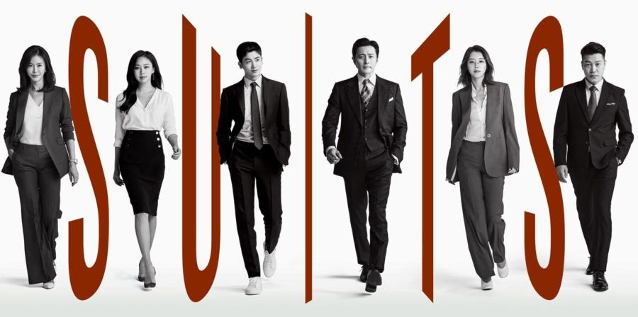 "Suits"" Drops Official Posters Of Cast Looking Sleek And Stylish ..."