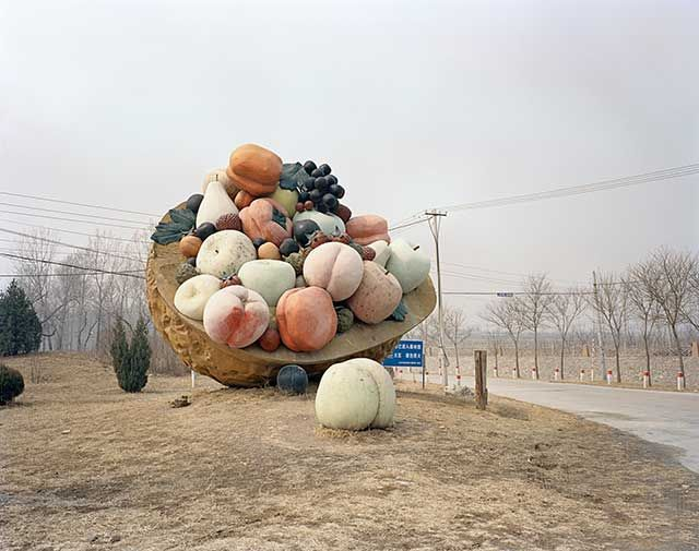 Photographs Of Empty Chinese Amusement Parks By Stefano Cerio