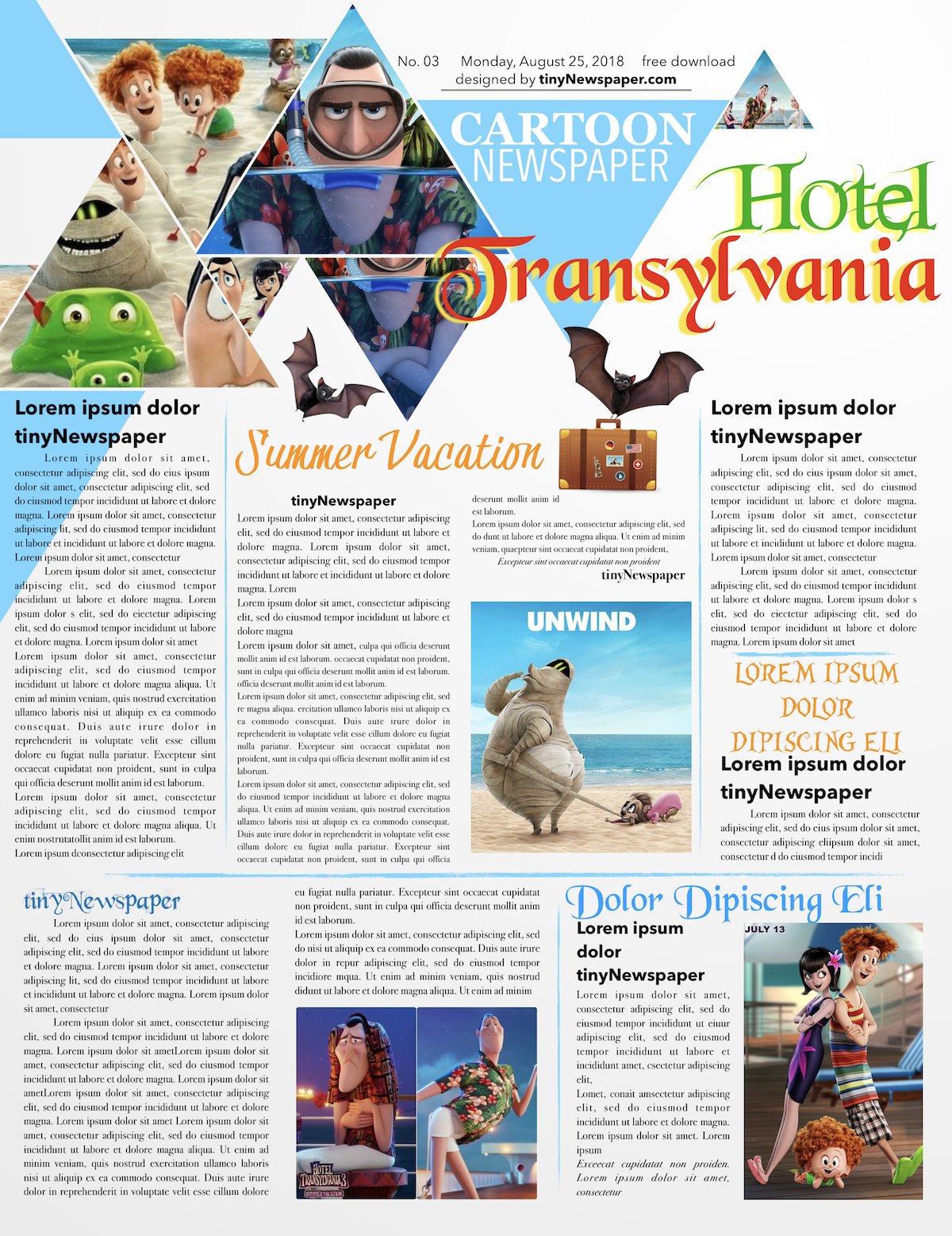 newspaper template google docs newspaper layout newspaper. Black Bedroom Furniture Sets. Home Design Ideas