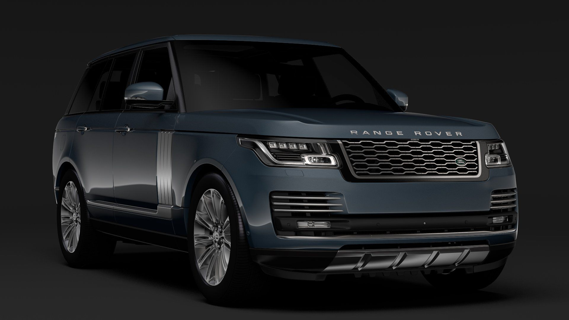 Range Rover Autobiography (L405) (With images) Range