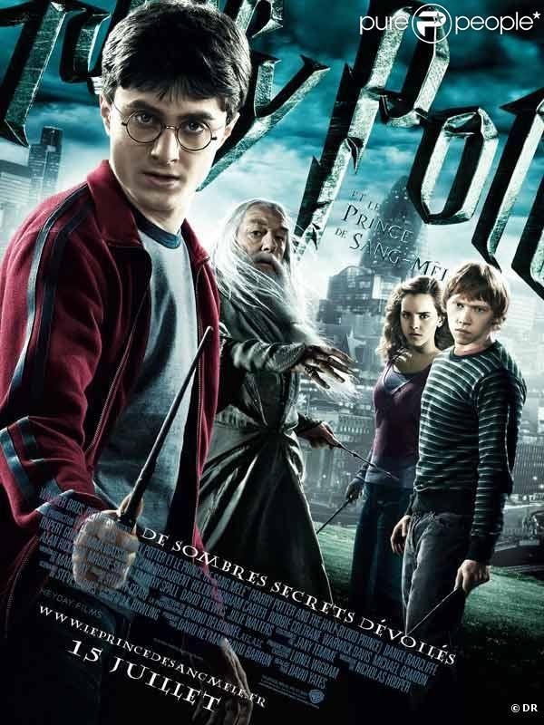 Harry Potter Et Le Prince De Sang Mele Le Prince De Sang Mele Harry Potter Harry Potter Trucs