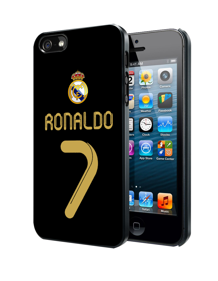 Real Madrid Ronaldo CR7 Jersey Samsung Galaxy S3 S4 S5 Note 3 IPhone 4 5
