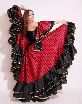 Как сшить цыганский костюм своими руками фото 987